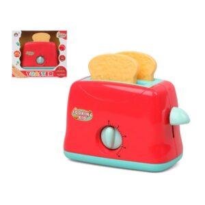 Torradeira Cooking Kid Vermelho