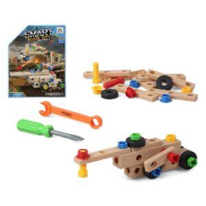 Jogo de Construção Smart  Block Toys (22 x 17 cm)