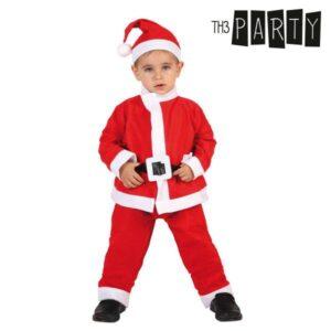 Fantasia para Crianças Pai natal 7-9 Anos