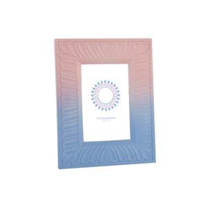 Moldura de Fotos DKD Home Decor Mandala Madeira (20 x 1 x 25 cm)