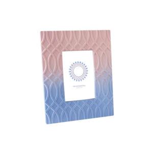 Moldura de Fotos DKD Home Decor Mandala Madeira (14 x 4 x 19 cm)
