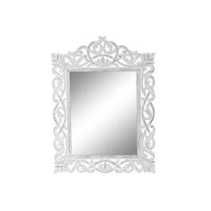 Espelho de parede DKD Home Decor Cristal Madeira MDF (90 x 5 x 120 cm)