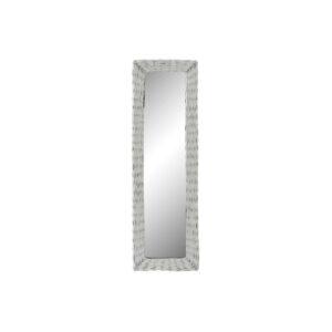Espelho de Chão DKD Home Decor vime Cristal (43 x 4 x 133 cm)
