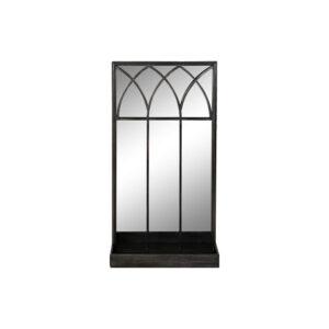 Espelho com Suporte DKD Home Decor Metal (40 x 12 x 80 cm)