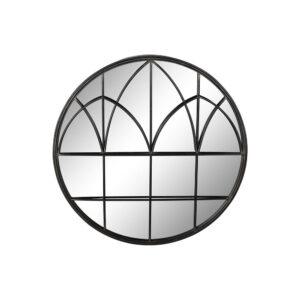 Espelho de parede DKD Home Decor Metal (76 x 4 x 76 cm)