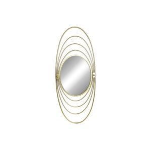 Espelho de parede DKD Home Decor Metal Cristal (41 x 2 x 98 cm)
