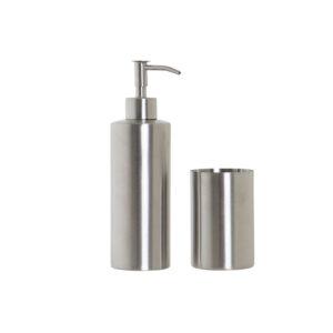 Conjunto de Banho DKD Home Decor Aço (2 pcs)