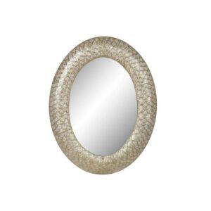 Espelho de parede DKD Home Decor Metal (80 x 5 x 104 cm)