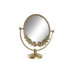 Espelho DKD Home Decor Metal (33 x 12 x 35 cm)