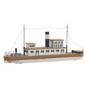 Figura Decorativa DKD Home Decor Barco Madeira de paulónia (59 x 10 x 26 cm)
