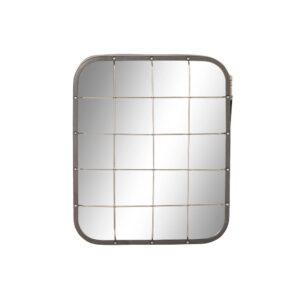Espelho de parede DKD Home Decor Metal (45.5 x 7.5 x 55 cm)