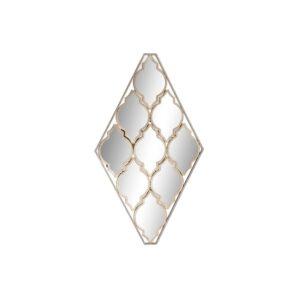 Espelho de parede DKD Home Decor Metal (67.5 x 1.5 x 116 cm)