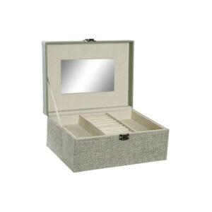 Guarda-Joias DKD Home Decor Espelho Poliuretano Tradicional (23 x 17 x 10 cm)