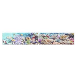 2 Pinturas DKD Home Decor Pinheiro Tela Oceano (135 x 2.5 x 45 cm)