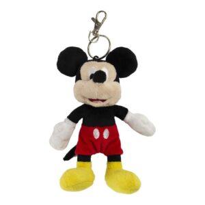Porta-chaves Peluche Mickey Mouse Vermelho