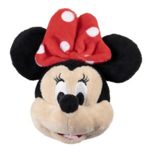 Porta-chaves Peluche Minnie Mouse Vermelho