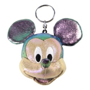 Porta-chaves Peluche Mickey Mouse Multicolor