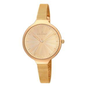 Relógio feminino Radiant (Ø 39 mm) Dourado