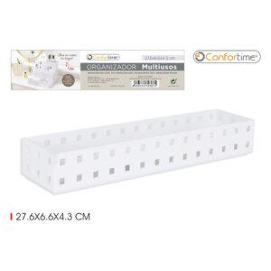 Organizador Confortime Multiusos 13,7 x 10 x 6,3 cm