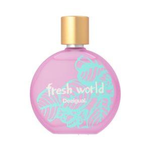 Perfume Mulher Fresh World Desigual EDT 100 ml