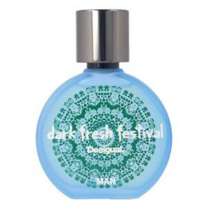 Perfume Homem Dark Fresh Festival Desigual EDT 100 ml