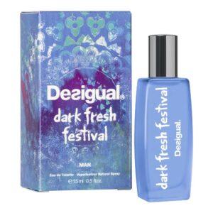 Perfume Homem Dark Fresh Festival Desigual