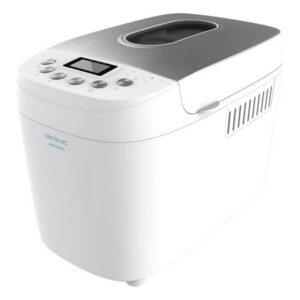 Máquina de Pão Cecotec Bread&Co 1500 PerfectCook 850 W 1,5 Kg Branco