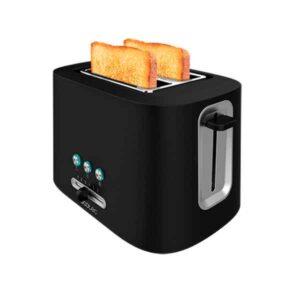 Torradeira Cecotec Toast & Taste 9000 Double 980 W Preto