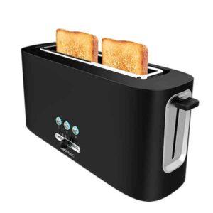 Torradeira Cecotec Toast & Taste 10000 Extra 980 W Preto
