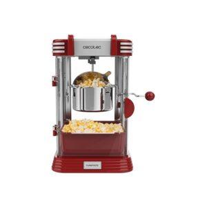 Máquina de Pipocas Cecotec Fun&Taste P´Corn Classic 500 ml 300W Vermelho Prateado