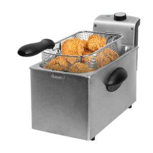 Fritadeira Cecotec CleanFry 3000 Inox 3 L 2180 W