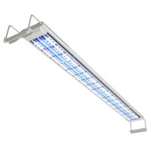Iluminação de aquário LED 120-130 cm alumínio IP67 - PORTES GRÁTIS