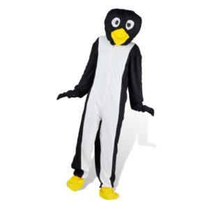 Disfarce de pinguim, tamanho M-L - PORTES GRÁTIS