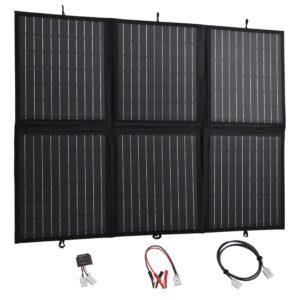Painel solar dobrável 120 W 12 V - PORTES GRÁTIS