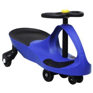 Triciclo sem pedais com buzina azul - PORTES GRÁTIS