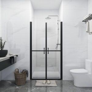 Porta de duche ESG transparente (83-86)x190 cm - PORTES GRÁTIS