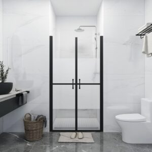 Porta de duche ESG meio opaco (83-86)x190 cm - PORTES GRÁTIS