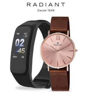 Pack Relógio Radiant® + Oferta Relogio Actividade RA377619T