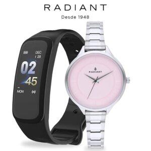 Pack Relógio Radiant® + Oferta Relogio Actividade RA511203T