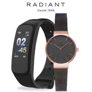 Pack Relógio Radiant® + Oferta Relogio Actividade RA528601T (Ø 30 mm)