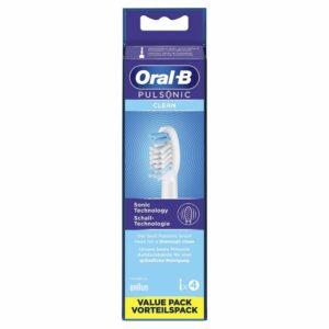 4 Recargas para Escovas de Dentes Elétricas Oral-B Pulsonic Clean (Recondicionado A+)