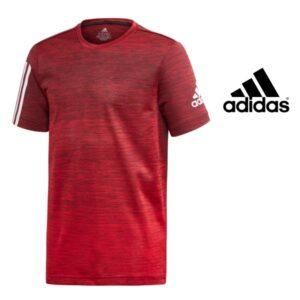 Adidas® T-Shirt Red Gradient Júnior
