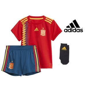 Adidas® Home Mini-Kit Seleção Espanha Júnior