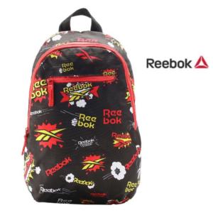 Reebok® Mochila Criança Smart Black
