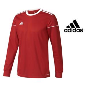 Adidas® Camisola Júnior Squadra 17 Red | Tamanho 13/14 Anos