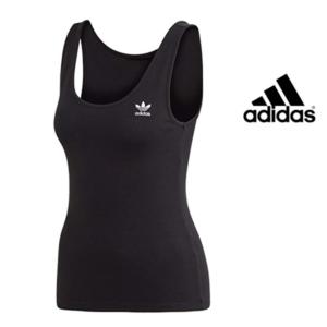 Adidas® Camisola Caveada Black Regata - FM2602