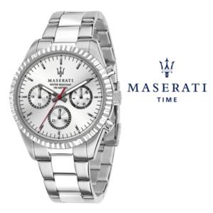 Relógio Maserati® Competizione Silver | R8853100018  STF