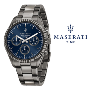Relógio Maserati® Competizione Gun Metal | R8853100019  STF