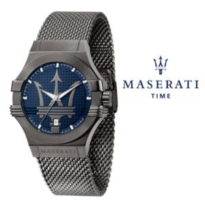 Relógio Maserati® Potenza Dark Blue | R8853108005 STF