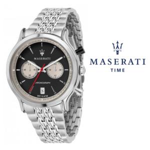 Relógio Maserati® Legend Silver Black | R8873638001 STF